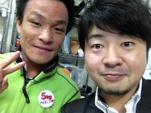 ダイエット体験:高木 幸賢さん(大阪市、39歳、男性)
